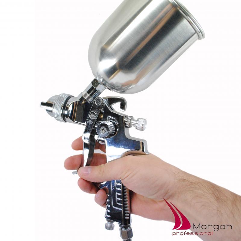 Can I Use A Gravity Paint Gun To Spray Polyurethane